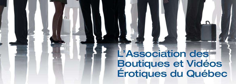 Association de boutiques et vidéos érotiques du Québec